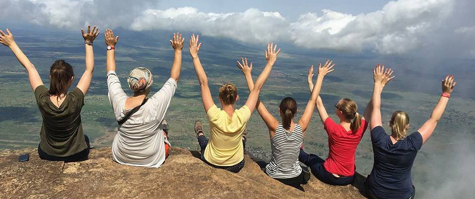 usambara mindfulness heart travel